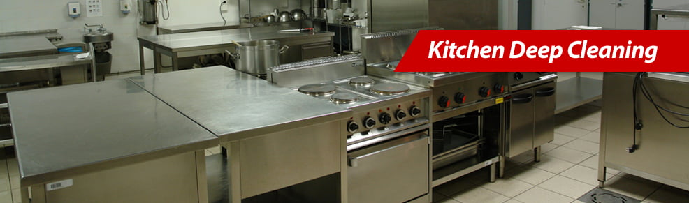 Nationwide Kitchen Deep Cleaning
