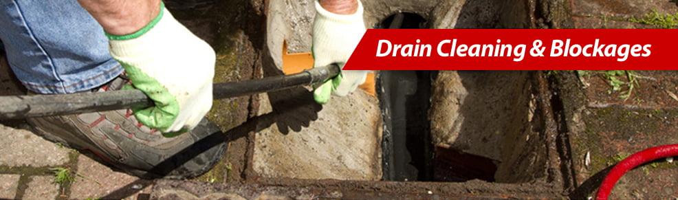 Commercial Drain Cleaning and blockages