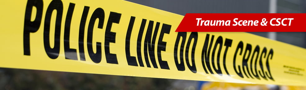 Trauma Scene & Crime Scene Cleaning