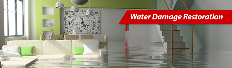 Nationwide Water Damage Restoration and Flood Repair